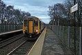 Northern Rail Class 156, 156483, Halewood railway station (geograph 3819933).jpg