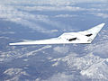 Northrop Grumman flying wing aircraft concept 2011.jpg
