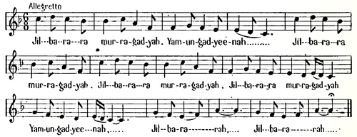 Notes on the Aborigines of New South Wales - Song 4.png