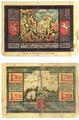 Notgeld 1 Mark von 1921 Stadt Nieder-Marsberg No 001267 klein.png