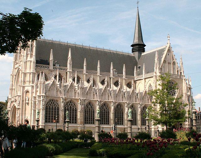Notre-Dame du Sablon/Onze-Lieve-Vrouw ten Zavel
