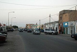 Nouadhibou Commune and town in Dakhlet Nouadhibou Region, Mauritania