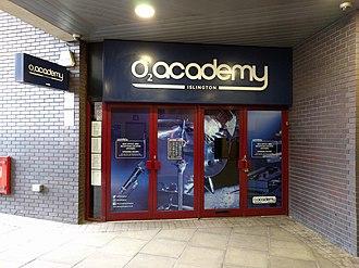 O2 Academy Islington - O2 Academy