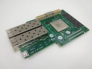 SolidRun - SolidNet OCP-8K SmartNIC