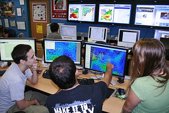 Ocean Observatories Initiative - Using OOI data in educational venues. Photo provided by Rutgers, The State University of New Jersey.