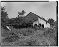OX-HORSE BARN, REAR VIEW - La Bergerie, River Road, Barrytown, Dutchess County, NY HABS NY,14-BARTO.V,2-60.tif