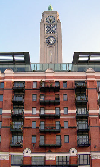 1900 in architecture - OXO Tower