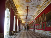 Oberschleißheim Neues Schloss Innen Große Galerie 4.JPG