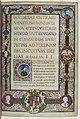 Objurgatio in calumniatorem Platonis - BNF Lat12947 f3 (frontispice).jpg