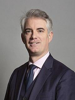 James Cartlidge British politician