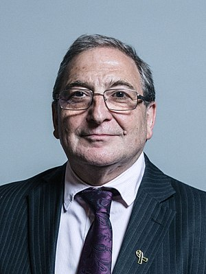 John McNally (politician) - Image: Official portrait of John Mc Nally crop 2