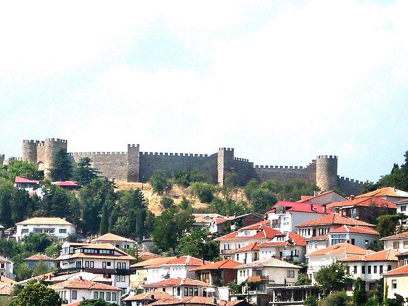 Datoteka:Ohrid samuilova krepost.jpg