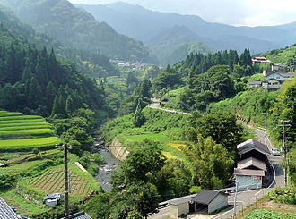 The Most Beautiful Villages in Japan - Image: Ojiro Nukida 2