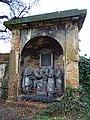 Olšanské hřbitovy, hřbitov I, Romedius Tomaschek.jpg