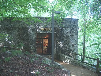 Old Stone Fort (Tennessee) - The Old Stone Fort Museum.
