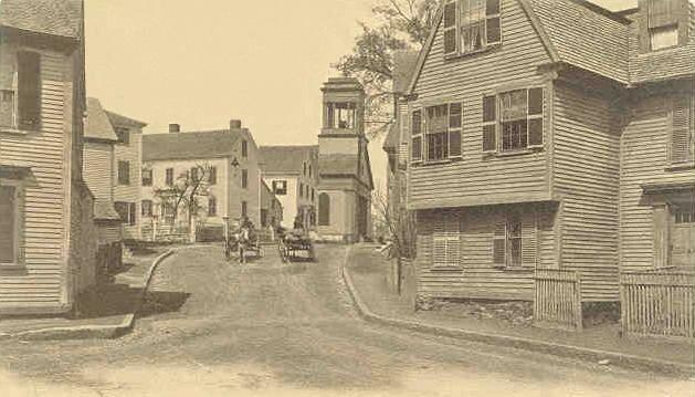 Old Bowen House, Marblehead, MA