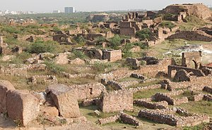 Indraprastha - The Purana Qila (Old Fort) of Delhi has been proposed as the possible location of Indraprastha.