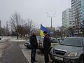 Oleksandr Ostapenko in Automaidan Odessa-Yuzhne.jpg