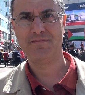 Omar Barghouti Qatari-Palestinian activist (born 1964)