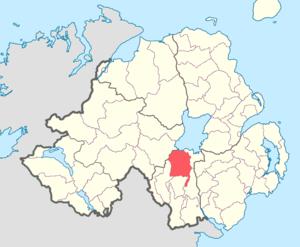 Oneilland West - Image: Oneilland West barony