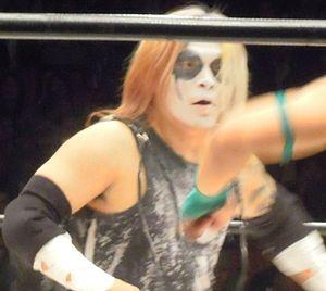Onryo (wrestler) - Image: Onryo