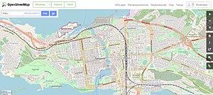 Openstreetmap Wikipedia