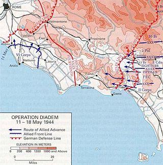 Battle Of Anzio Wikipedia