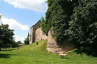 Opprebais Castle