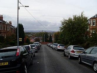 Netherlee - Image: Ormonde Crescent, Netherlee geograph.org.uk 1022257
