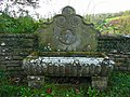 Ornate horse trough - geograph.org.uk - 1145831.jpg