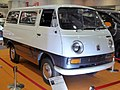 Osaka Auto Messe 2018 (437) - Mitsubishi DELICA 75 VAN mid-year 1973.jpg