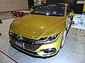 Osaka Auto Messe 2018 (566) - Volkswagen Arteon R-Line 4MOTION (ABA-3HDJHF) exhibited by af imp.jpg