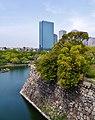 Osaka Osaka-jo Innerer Graben & Osaka Business Park 1.jpg