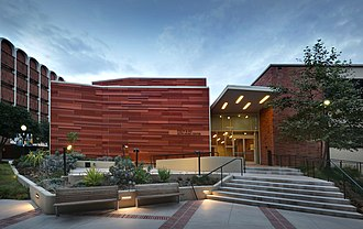 UCLA Herb Alpert School of Music - The Ostin Music Center at UCLA.