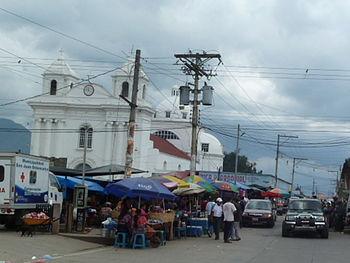 Ostuncalco.Guatemala.RCChurch