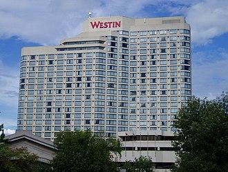 Westin Hotels & Resorts - Image: Ottawa Westin