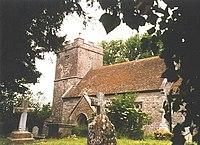 Owermoigne, parish church of St. Michael - geograph.org.uk - 519567.jpg