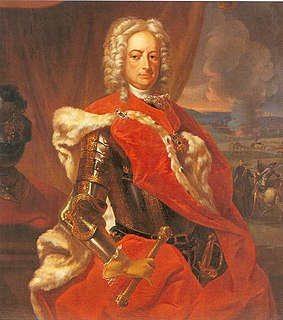 János Pálffy Austrian field marshal