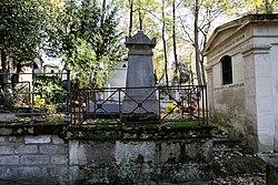 Tomb of Patureaux