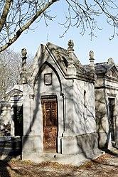 Tomb of Foucault