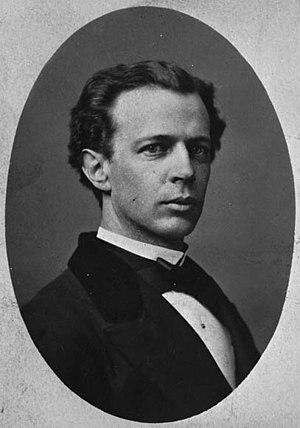 Wilfrid Laurier - Laurier in 1869