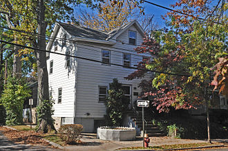 Paul Robeson - Birthplace in Princeton