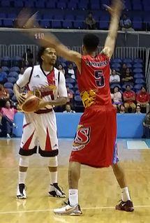 Chris Ross (basketball) Filipino-American basketball player