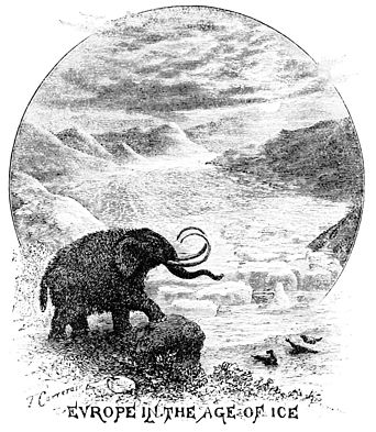PSM V22 D772 Europe in the ice age.jpg