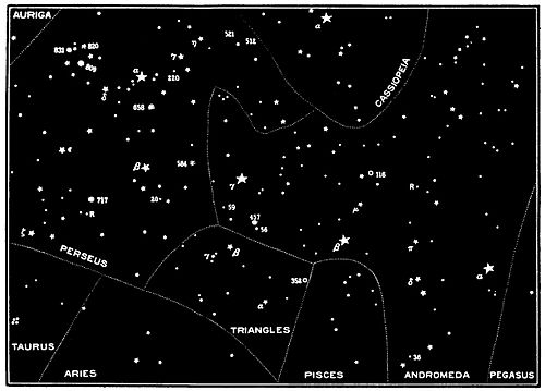 PSM V47 D808 Wonders of the night sky map 24.jpg