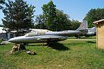 PZL TS-11 Iskra - Muzeum w Nieborowie (2).jpg