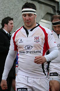 Paddy Wallace Rugby player