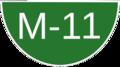 Pakistan Motorway M11v .png