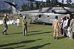 Pakistani flood victims board a U.S. Navy MH-53E Sea Dragon helicopter from Helicopter Mine Countermeasures Squadron (HM) 15, Detachment 2 during humanitarian relief efforts in Khyber-Pakhtunkhwa province 100821-M-ZG155-211.jpg