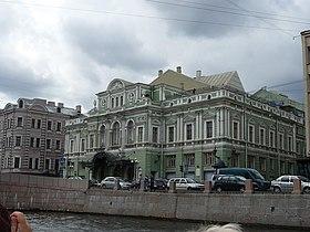 Большой драматический театр имени Г. А. Товстоногова — Википедия